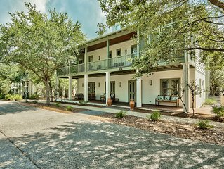 Oasis Cottage 'In Rosemary Beach!' Private Pool NEW kitchen and bath 2017; bikes