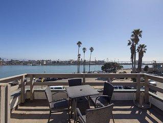 A Hollywood Beach Treasure with Pristine Harbor Views!!