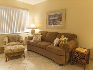 Tropic Breezes 10, 1 Bedroom, BBQ Area, Pool View, WiFi, Sleeps 6