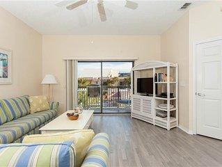Ocean Village Club Q35, 2 Bedrooms, Sleeps 6, Pet Friendly, WiFi