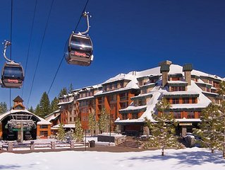 2BR/2BA Timeshare at Marriott Timber Lodge South Lake Tahoe