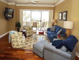 404 Barrington Arms: 3 BR / 3 BA oceanfront villas in Hilton Head Island, Sleep