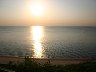 Lake Michigan Beach Front Condo (St. Joseph Area) in Coloma