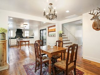 New Listing! Off Magazine Street-Just Renovated! Shops, Bars, Garden District