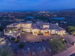 Luxury Estate With Panoramic Views!