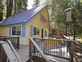 River Rock Rest: 3 BR / 1.5 BA  in Shaver Lake, Sleeps 8