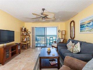 Summerhouse 408, 2 Bedrooms, Ocean Front, 4 Heated Pools, Sleeps 6, WiFi