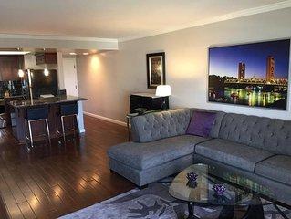 Luxury Executive Rental in Downtown Sacramento