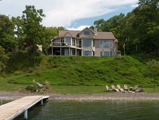 Seneca Lake House:'Best House to Rent for a Vacation'