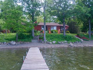 "Sunset Point:""Upscale Keuka Lakehouse, Walk To Keuka Springs Winery!"""