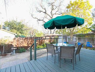 Right in the Heart of Paso Robles on the Desirable West Side.