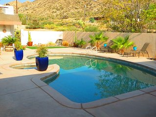 Amazing Oasis in the Desert/ Pool, Hot Tub & BBQ