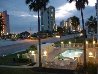 Beautiful Condo With Beach View