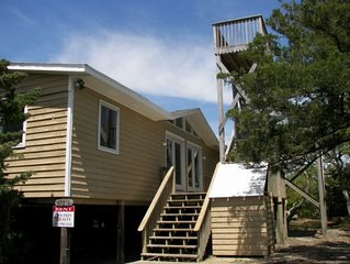 Hatteras, 4 Bedroom 2 Bath, Indoor Pool, Kayaking and Canoeing, Close to Marina