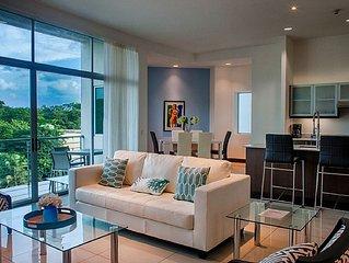 Luxury 2 Bedroom In The Heart Of Tamarindo Beach. Pp601