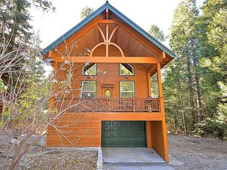Mountain Paradise: 3 BR / 3 BA  in Shaver Lake, Sleeps 7