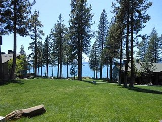 Updated Lakeview condo. Year round pool, saunas, fitness center, and more!