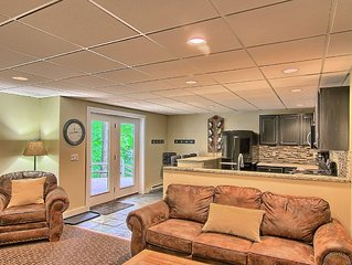 Gorgeous 2BR Ski In/Ski Out Condo on Boyneland Ski Run at Boyne Mountain Resort.
