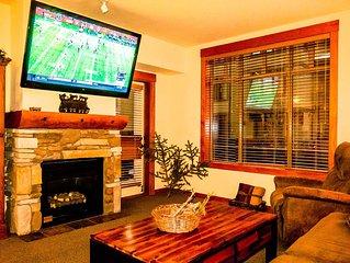 Luxury Village 1BR, 60-inch TV, XBox, & Extended Living Room Floor Plan!