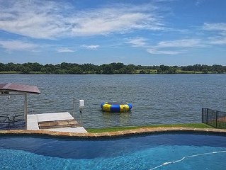 Lookout Mountain - Water Trampoline, Swimming Pool, Game Room, Boat/Jet-Ski Lift