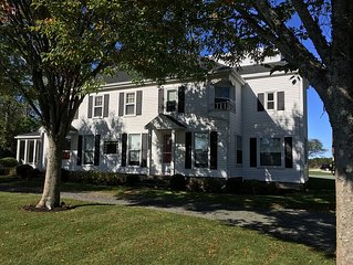 Former Bed & Breakfast on Cape Cod, Steps to Private Beach