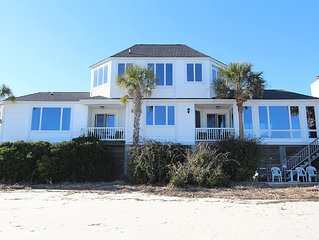 Marshall Blvd. 3123 - Stunning oceanfront Home located on Sullivan's Island