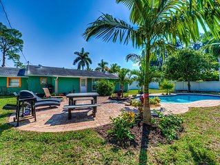 Large 3 bed 2 bath home w/ POOL