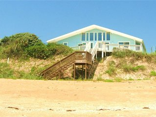 Blue Ocean Breeze, 5 Bedrooms, Ocean Front, Sleeps 14, WiFi