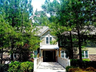 Golf and Lakefront Condo in Reynolds Plantation.