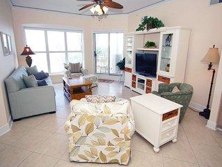 5206 Hampton Place: 2 BR / 2 BA oceanfront villas in Hilton Head Island, Sleeps
