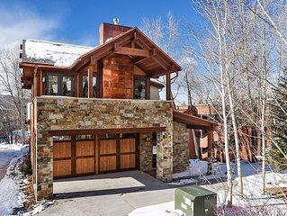 Luxury Aspen Mountain Estate