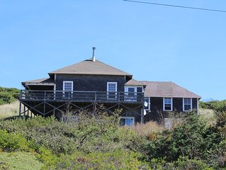 Ballston Beach Oceanfront home with incredible views built in 1892