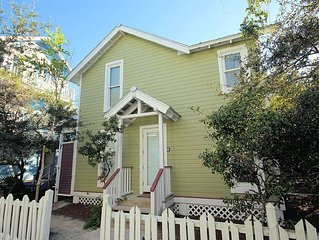 In Seaside Proper 'Sandpiper' is a charming cottage with designer upgrades!!!