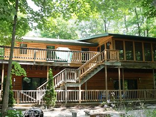 3800 Sq Ft Home On Wood Lot, Walking Distance To Town!