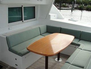 Luxury Yacht - Lagoon 440 Sailing Catamaran