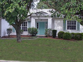 3 Bed 2 Bath With A Pool at the Plantation Leesburg 55 yr old + community