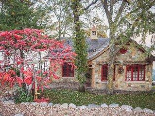 Beautiful Stone Cottage  Warm Cozy Get Away