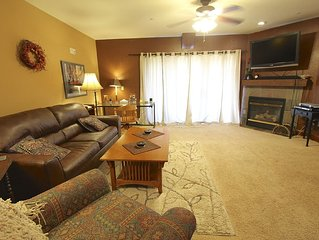 1-Bedroom Condo with Great Ski Slope Views
