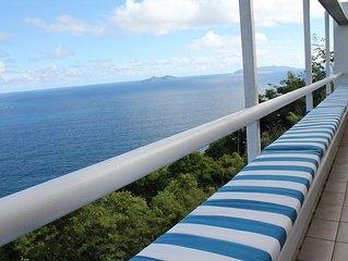 Breathtaking Oceanview Condo--Quiet & Secluded Northside Getaway!