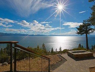 Amazing Panoramic Views at this Luxury Four Bedroom Home