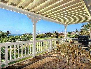 Shipwrecks Beach Cottage - Grand Poipu Vacation Home at Shipwrecks Beach
