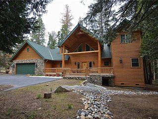 Pinnacle Point: 4 BR / 2.5 BA  in Shaver Lake, Sleeps 12