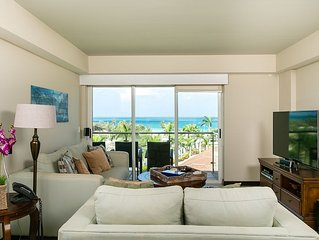 RELAXING and classic best BEACHFRONT views on the island, ideal and comfortable!