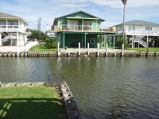 The Get-Away/Family And Fisherman-Friendly Sitting On Canal