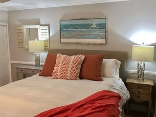 BIG 2 BED COMPLETELY REMODELED OCT 2016-NEW KITCHEN,BATHS, FURNISHINGS! BOOK FAL