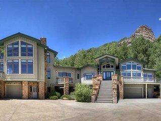 The Ultimate Durango Mountain Home! Custom built, amazing views!