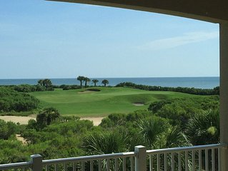 Amazing Ocean and Golf  view condo! Winter discounts!