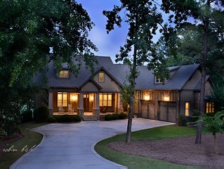 Reynolds Plantation Golf Luxury Home With Beautiful View of Golf Course