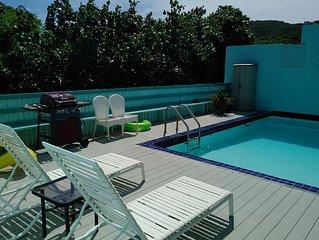 Your Private Villa & Pool in the sun!