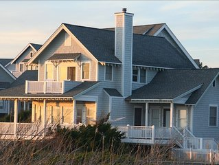 Large Beach Front Home - Unobstructed Views / Direct Access